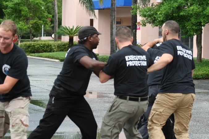 executive protection training